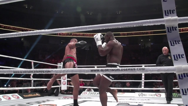 GLORY 43 New York- Saulo Cavalari Highlight
