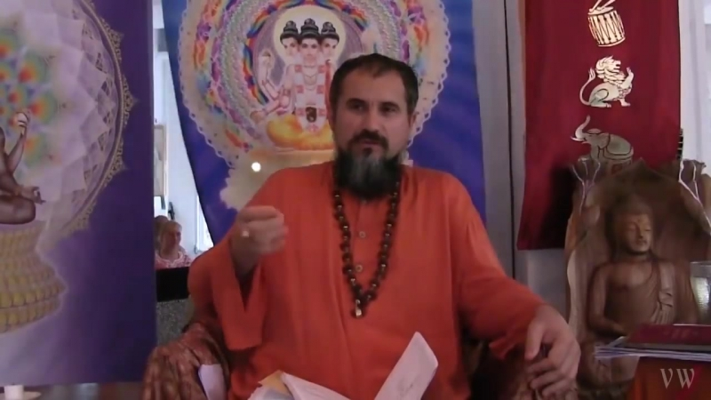 Развитие и углубление созерцания. Шамбхави мудра. Свами Вишнудевананда Гири, 26.