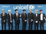 PRESS  171101  BTS x UNICEF Love Myself press conference