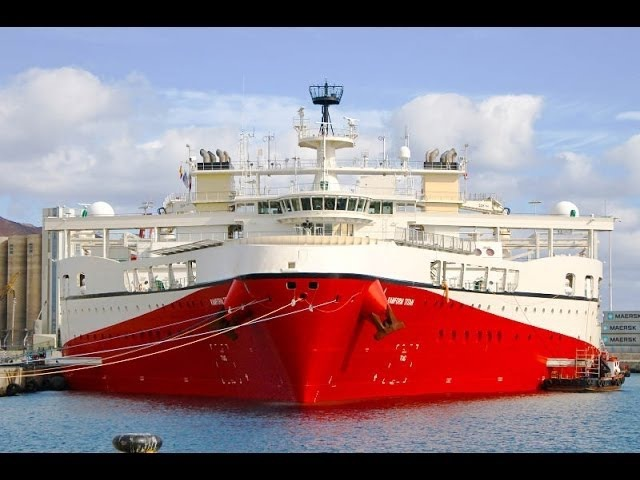 🚢 The Widest Ship in The World 🚢
