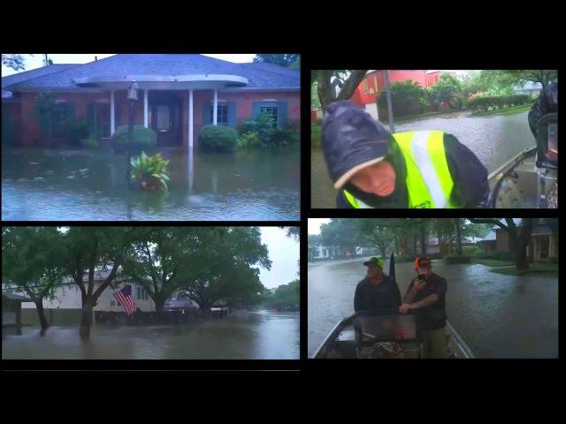 Houston Texas flood 2017 large precipitation. As I live in Houston Texas
