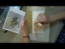 Создание сложного фактурного фона имитирующего дерево Раушания Нуретдинова Ун