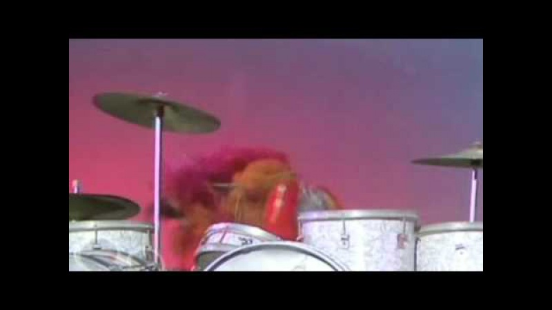 BUDDY RICH VS. ANIMAL FROM THE MUPPETS