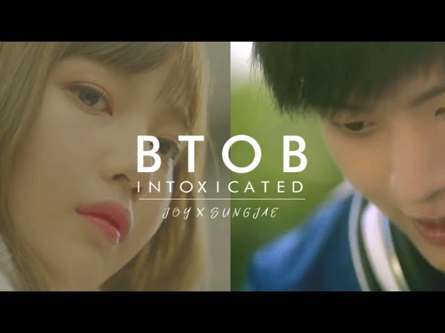 Bbyu쀼 Sungjoy BtoB 비투비 취해 DRUNK INTOXICATED M V ROM ENG