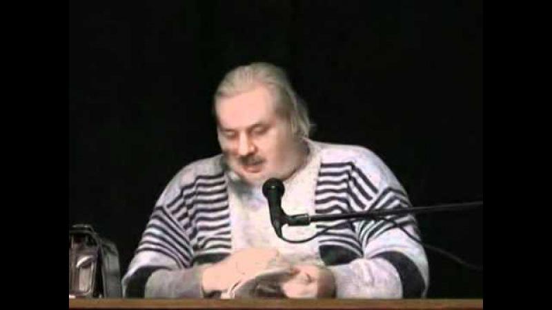 Почему Николай Левашов имеет право комментировать ве