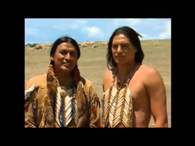 Eddie Spears en Comanche Moon