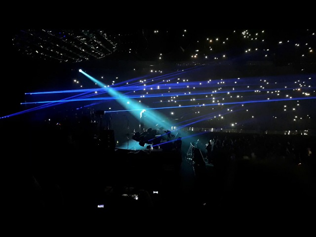 Queen Adam Lambert - Who wants to live forever (Live at Hartwall Arena, - Helsinki, Finland)