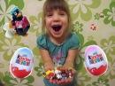 Большая коллекция киндер-игрушек! Киндер распаковка Киндерино и другие игрушки