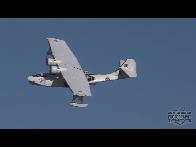 PBY-5A Catalina - Vintage Aircraft Weekend - Warbirds
