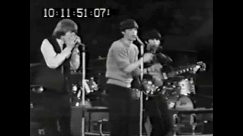 Nme Pollwinners Concert 1964