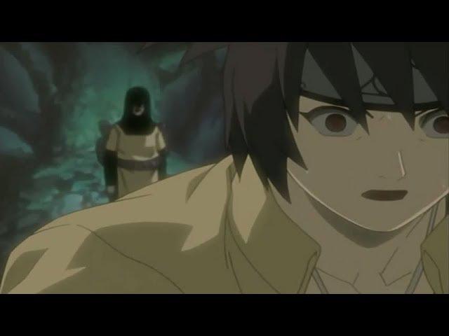 Sasuke vs Orochimaru EPIC FIGHT, Anko vs Orochimaru(Sasuke receives curse mark)/Chunin Exams Ep.7