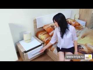 «Ларго» модульный спальный гарнитур