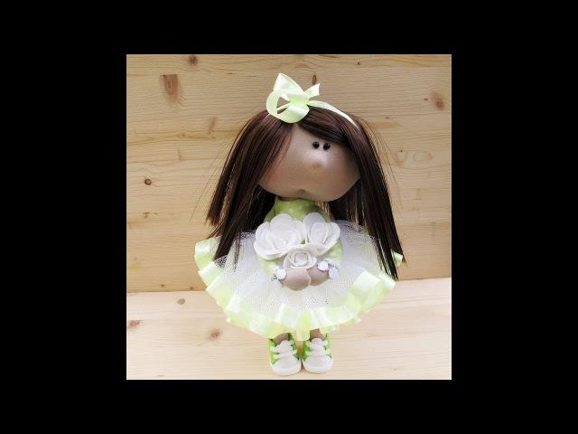 Юбка пачка для куклы