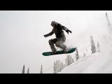 The Forest Hard Snowsurf - Powder Snowboarding