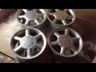 Ronal for Lorinser для Mercedes-Benz R17x7.5jj 5x112 et44