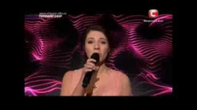 Х-фактор 4.Дарья Ковтун--From Sarah With Love(Sarah Connor cover)[Восьмой прямой эфир ][14.12.2013]
