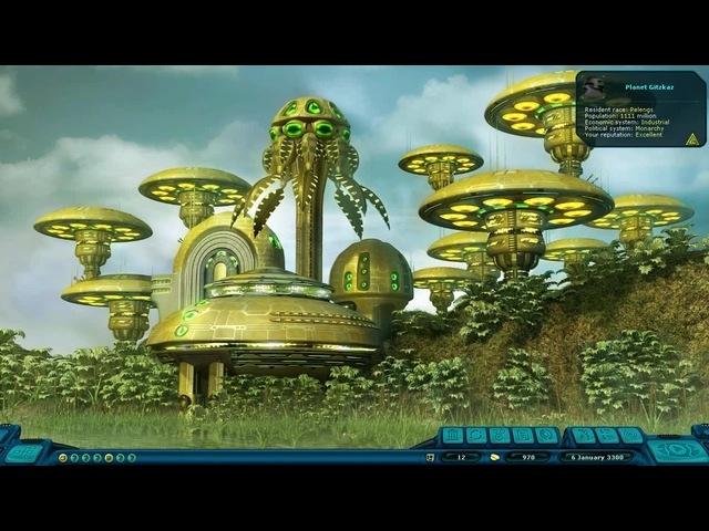 Space Rangers HD Revolution Peleng's Planet