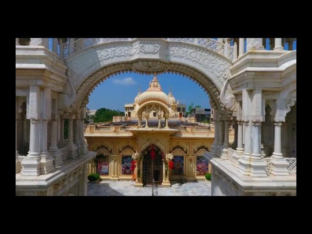 ISKCON Vrindavan temple tour