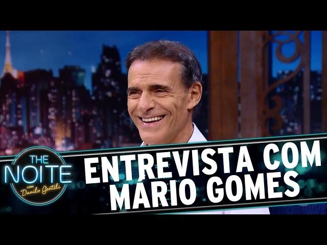 Entrevista com Mário Gomes   The Noite (06/04/17)