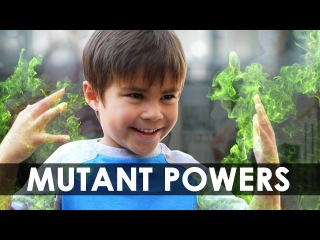 MUTANT POWERS | Sponsored by