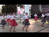 Дівочий танець з бубнами