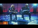 Taj Mahal &amp Bonnie Raitt on the Today Show!