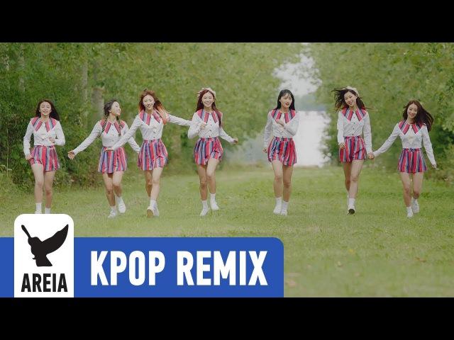 Dreamcatcher Fly High Areia Kpop Remix 288