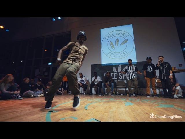 Free Spirit Festival 2017 MUSICOLOGY Judgedemo Mamson