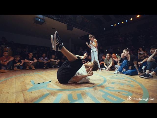 Free Spirit Festival 2017 MUSICOLOGY Kalli vs Robozee Abstract Downtempo - Final