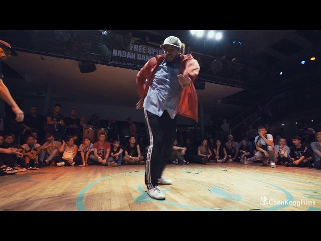 Free Spirit Festival 2017 MUSICOLOGY Dalil vs Maximus Hype n Buck - Final
