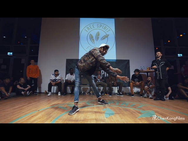 Free Spirit Festival 2017 MUSICOLOGY Judgedemo Slim Boogie