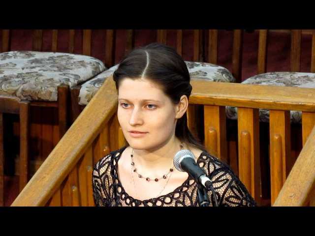 Ольга Томбак (меццо-сопрано)