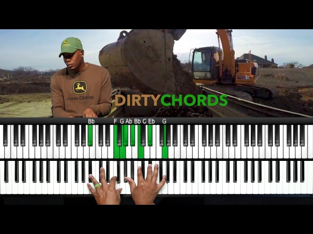 Play Dirty Chords Like Snarky Puppy and Robert Glasper