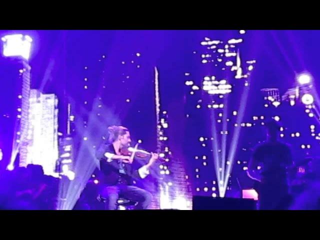 24.11.12, Mannheim, DAVID GARRETT - Clementi Sonatina - (Groovy Kind Of Love)