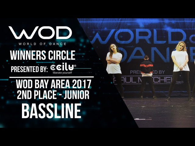 Bassline | 2nd Place Junior Division | Winners Circle | World of Dance Bay Area 2017 | WODBAY17
