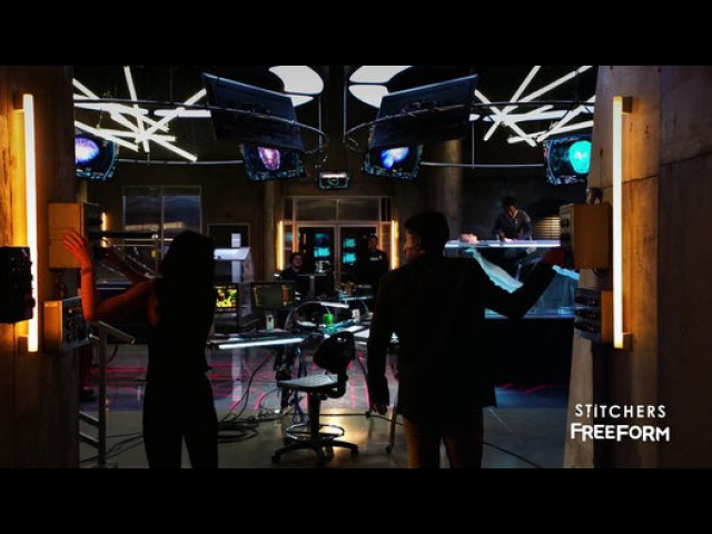 Сшиватели 3 сезон ¦ Stitchers Season 3 Promo (HD)