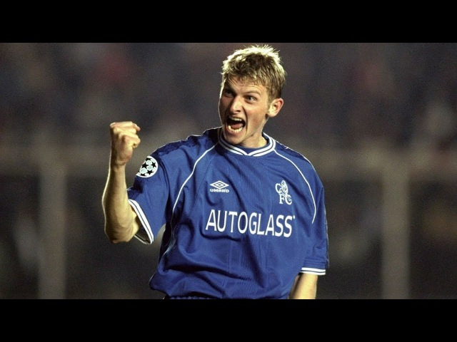 Tore André Flo - all 50 goals for Chelsea FC