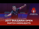 2017 Bulgaria Open Highlights: Kirill Skachkov vs Yang Tzu-Yi (Pre)