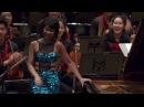 ELA, YUJA WANG, MAGNÍFICA! Yuja Wang - Carmen Variations Encore after Tchaikovsky Piano Concerto 1 (2017)
