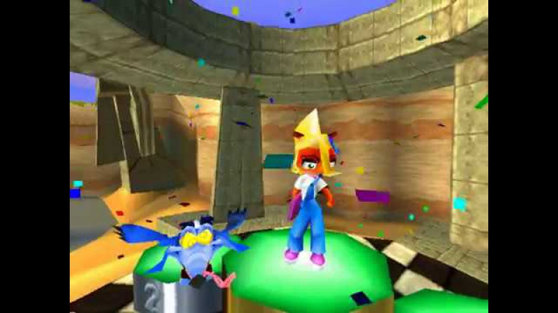Crash Team Racing - Ripper Roo's Challenge