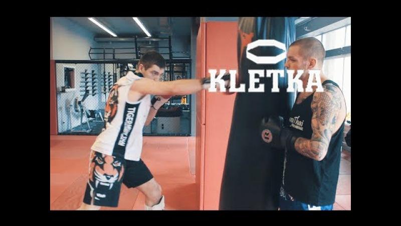 Скрытые удары в тайском боксе или «обманки» и финты от Андрея Басынина и Виталия Дунец