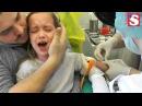 Идем сдавать Кровь СУПЕР ИГРУШКИ Барби Куклы Подарки Видео для детей Candy Bad Baby Toys ...