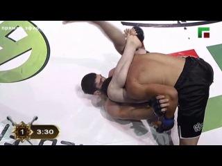 Рауф Ризаев vs. Ибрагим Шахаев