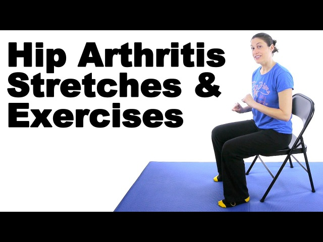 Hip Arthritis Stretches Exercises Ask Doctor Jo