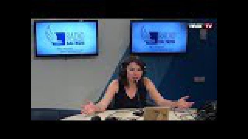 Журналист Жанна Немцова в программе Встретились, поговорили MIXTV