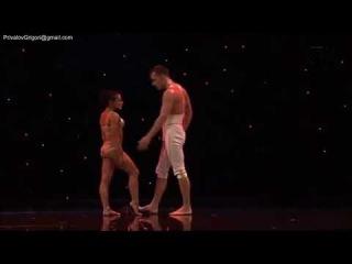 Какой красивый танец!!! Музыка Азербайджанского композитора Алекпера Тагиева ве...