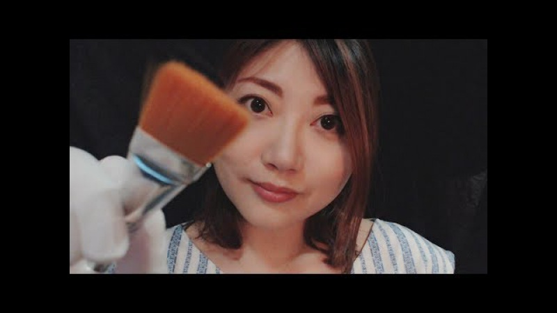 [ASMR] Facial Spa 피부관리샵 예약하셨죠? (Latex gloves / Role Play / Tapping) - Soft Spoken (Korean)