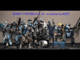 cs sourse team forest 2 robot mod by MEFF