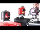 Мега Обзор Сравнение лазерных 3D уровней фукуда 3д Varia Какой выбрать