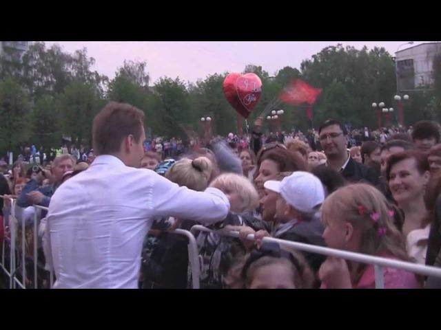 Алексей Воробьев - выступление 9 мая 2012
